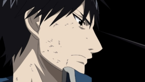 Roy Mustang Hd Wallpaper