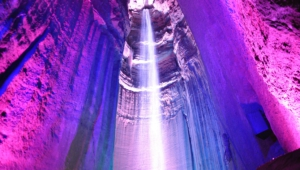 Ruby Falls High Definition Wallpapers
