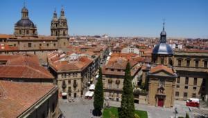 Salamanca Hd Background