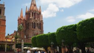 San Miguel De Allende Widescreen