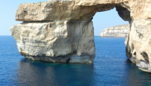Sea Cave Malta Hd Wallpaper
