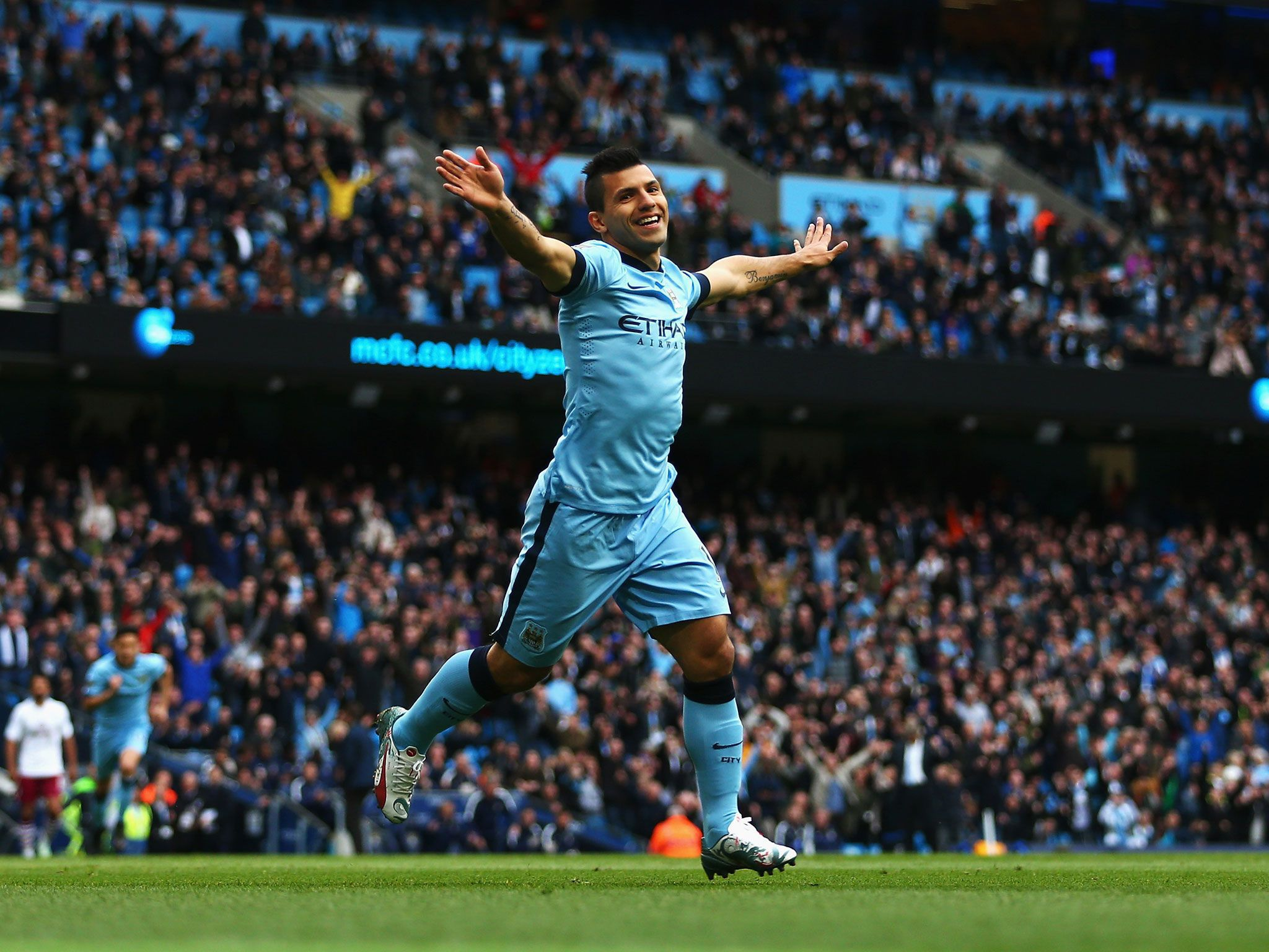 Sergio Aguero 651615 Wallpapers High Quality: Sergio Aguero High Quality Wallpapers