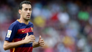 Sergio Busquets Wallpaper