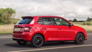 Skoda Fabia Wallpapers Hd