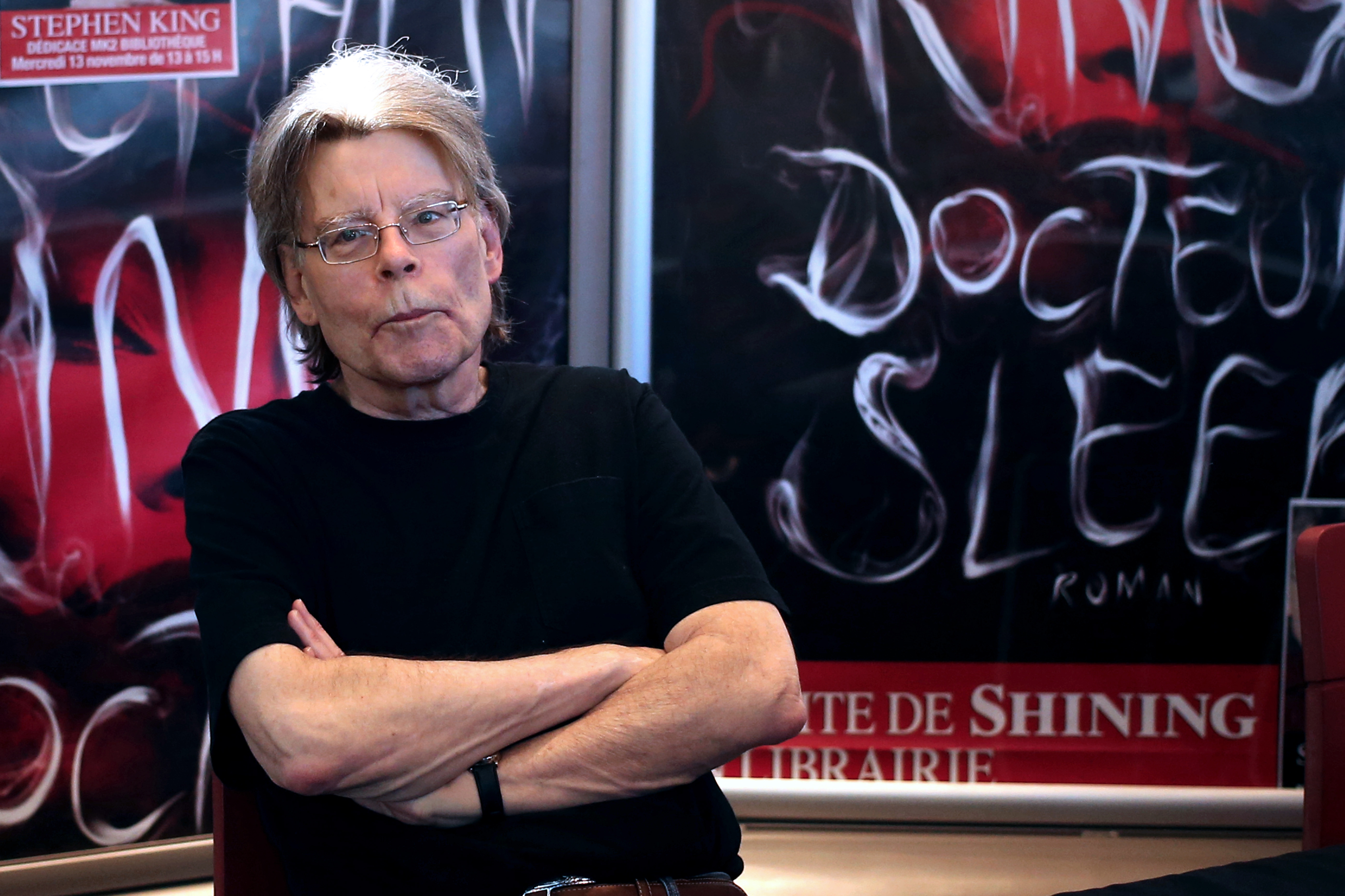 stephen king the king of terror His father was born under the surname pollock, but used the last name king, under which stephen was born fields of terror (video.