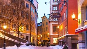 Stockholm Wallpaper