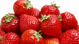 Strawberry 4k