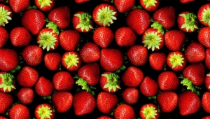 Strawberry Computer Backgrounds