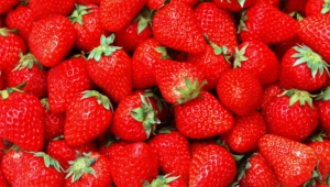 Strawberry For Desktop Background