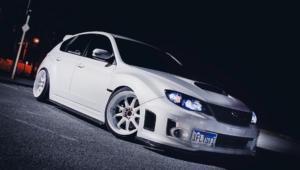 Subaru Wrx Desktop