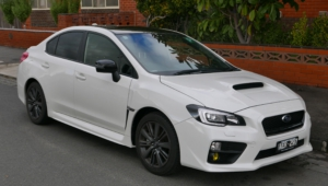 Subaru Wrx Photos