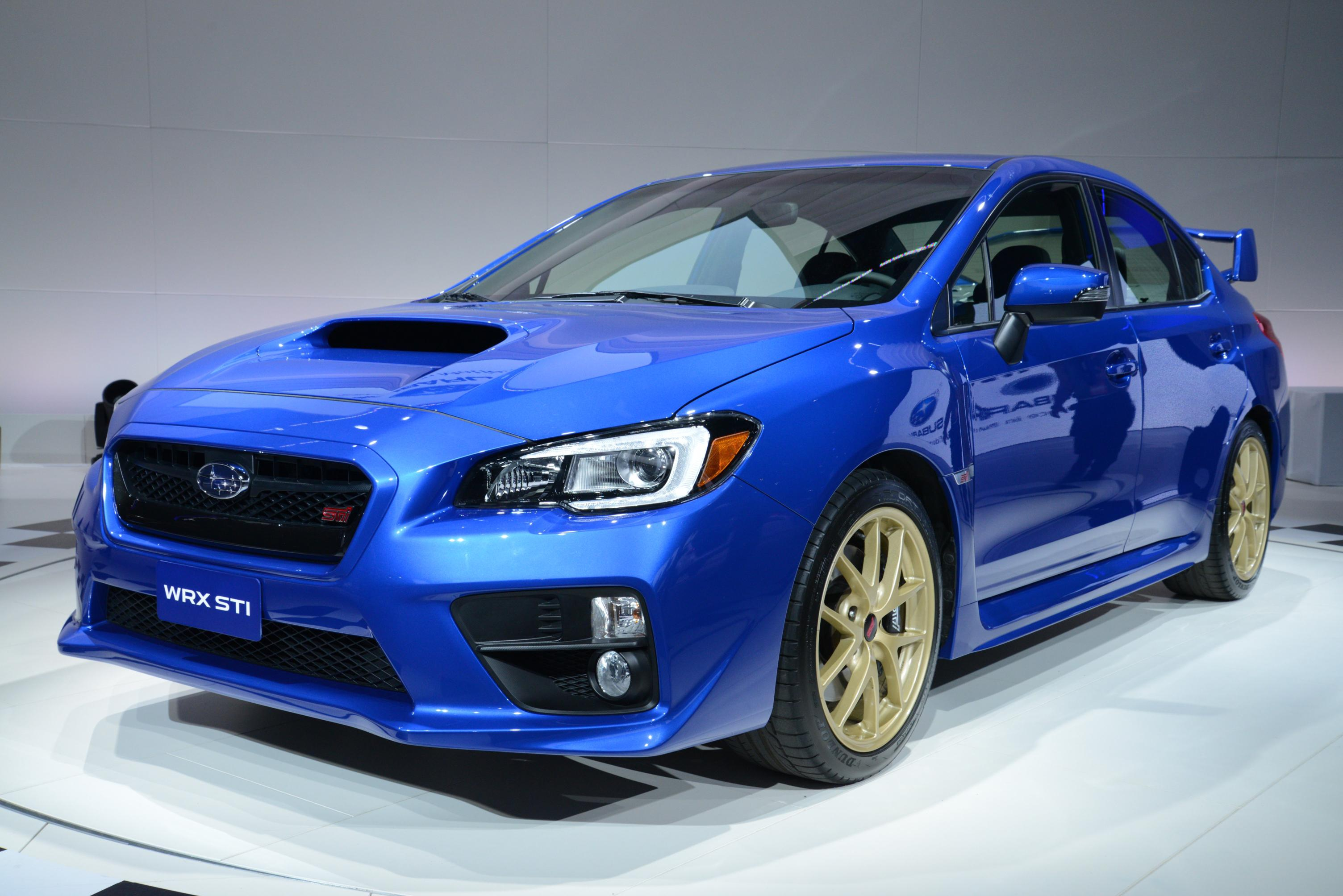 Subaru WRX Wallpapers Images Photos Pictures Backgrounds