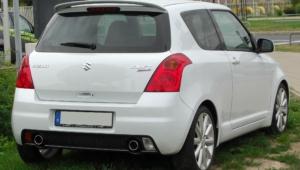 Suzuki Swift Sport High Definition