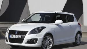 Suzuki Swift Sport Pictures