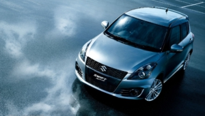 Suzuki Swift Sport Wallpaper