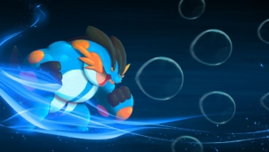 Swampert Photos
