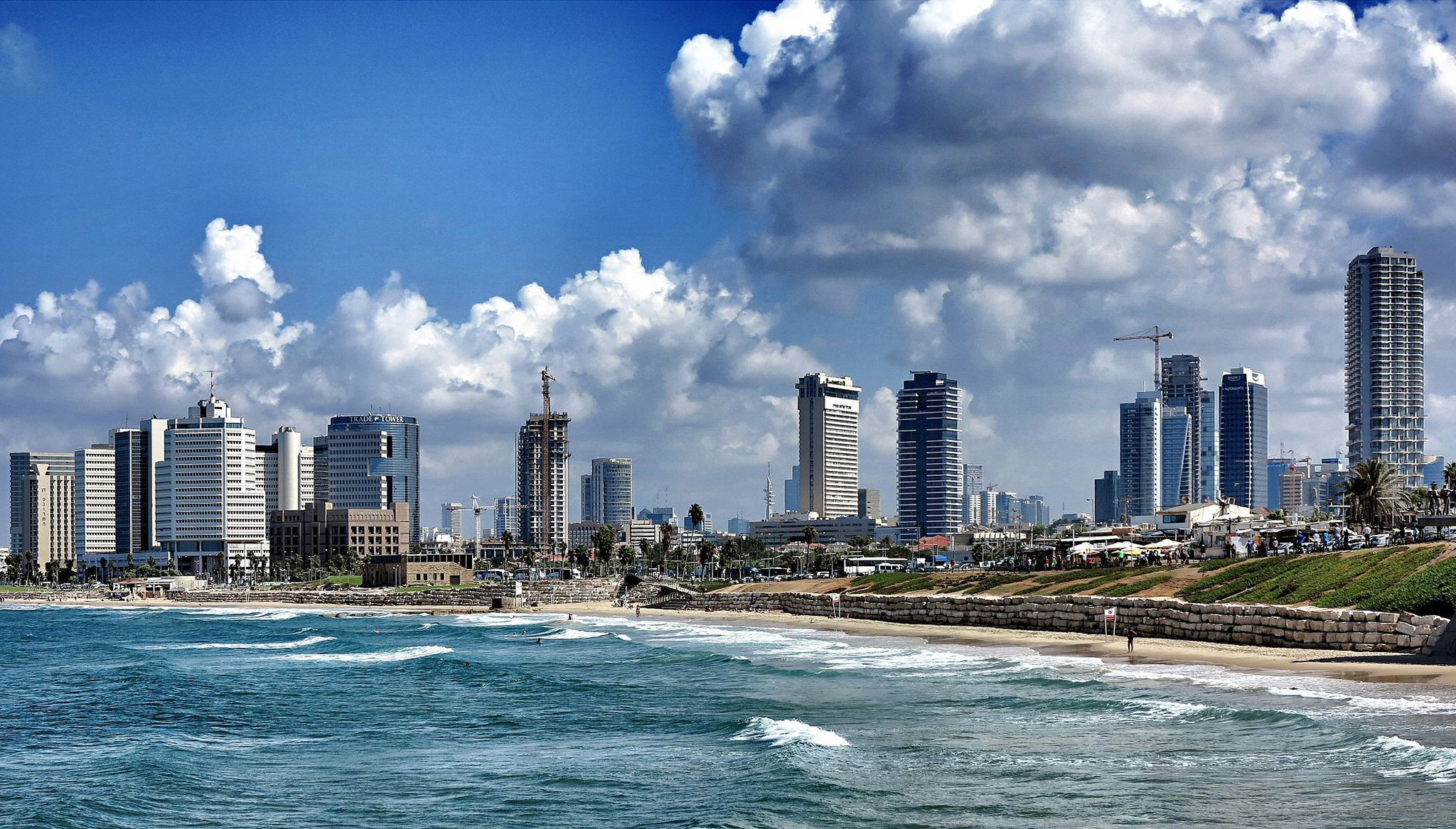 Tel Aviv Wallpapers Images Photos Pictures Backgrounds
