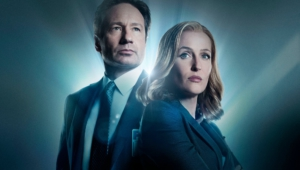 The X Files Wallpaper