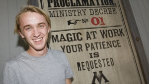 Tom Felton Photos