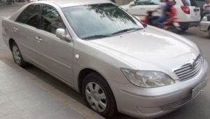 Toyota Camry High Definition
