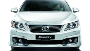 Toyota Camry For Desktop