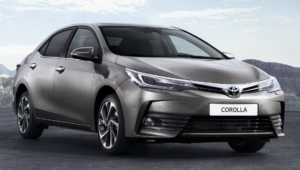 Toyota Corolla Computer Backgrounds