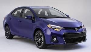 Toyota Corolla Images