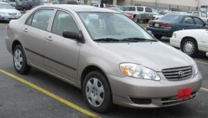 Toyota Corolla Pictures