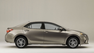 Toyota Corolla Widescreen