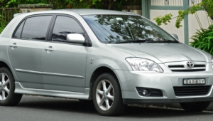 Toyota Corolla Full Hd