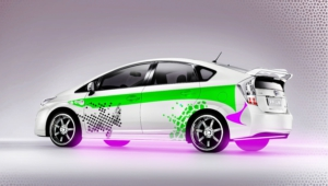 Toyota Prius Hd Background
