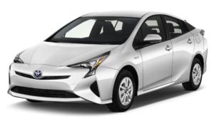 Toyota Prius Widescreen