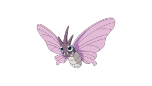 Venomoth Wallpapers