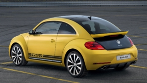 Volkswagen Beetle Desktop Wallpaper
