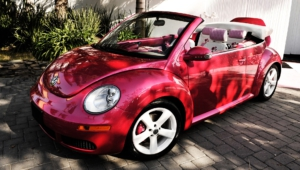 Volkswagen Beetle Widescreen