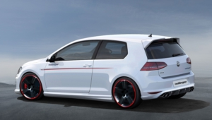 Volkswagen Golf Background