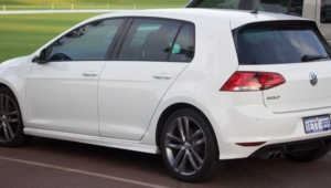 Volkswagen Golf Wallpaper
