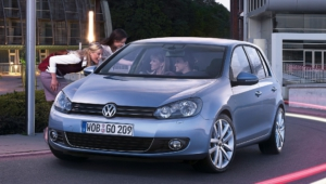 Volkswagen Golf For Desktop