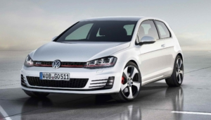 Volkswagen Golf For Desktop Background