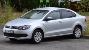 Volkswagen Polo Desktop Images
