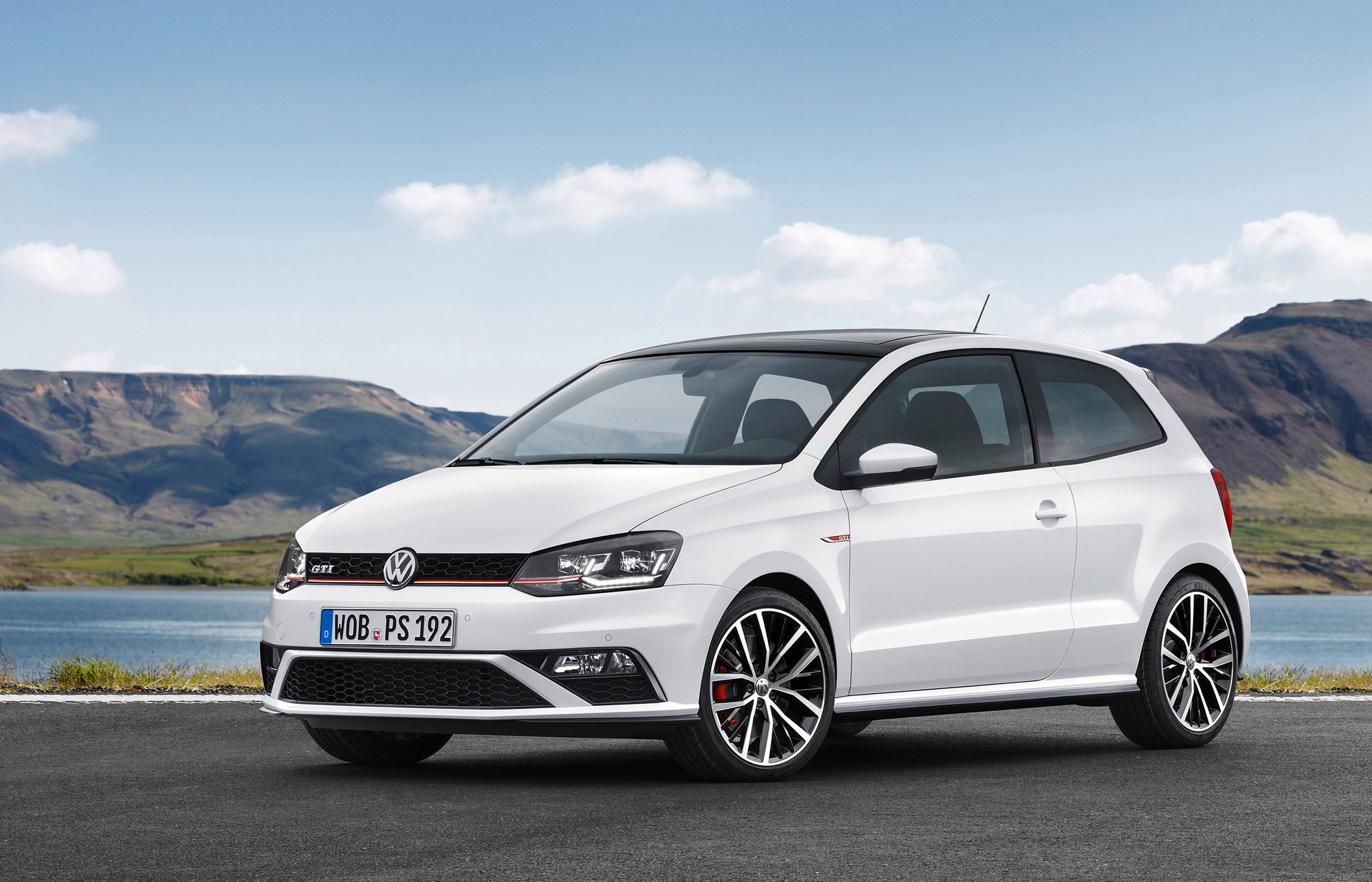 volkswagen polo wallpapers images photos pictures backgrounds. Black Bedroom Furniture Sets. Home Design Ideas