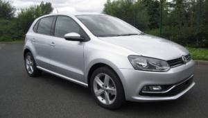 Volkswagen Polo Widescreen