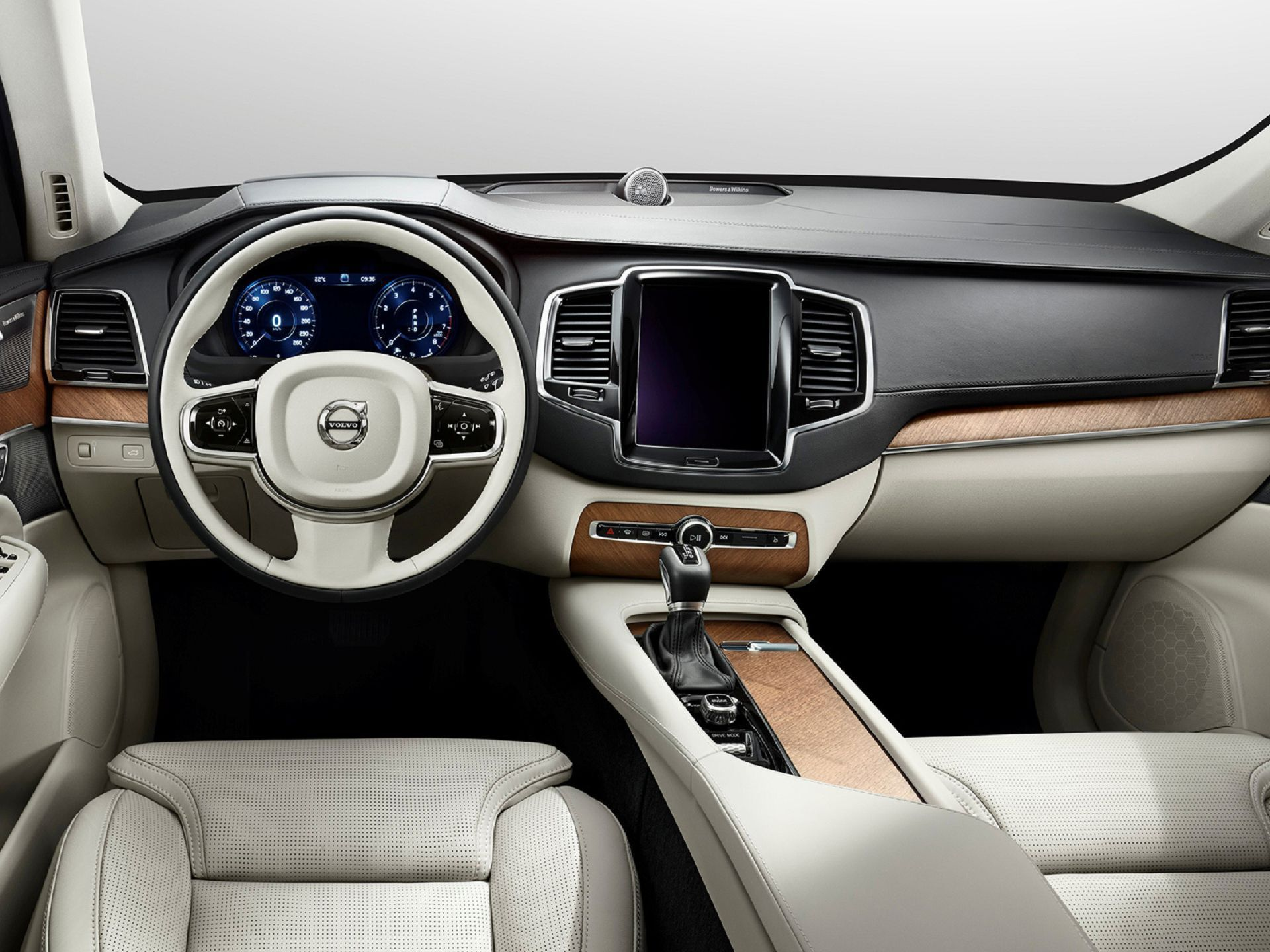 Volvo Xc90 Widescreen