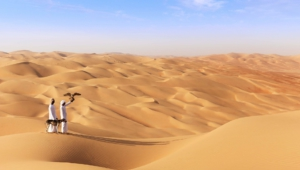 Wind Cathedral Namibia Widescreen