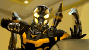 Yellow Jacket Marvel Wallpapers