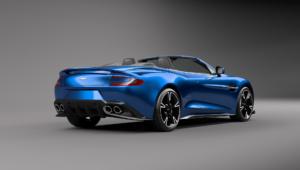 Aston Martin Vanquish S Volante Wallpaper