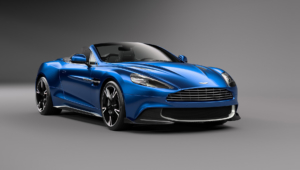 Aston Martin Vanquish S Volante Wallpapers