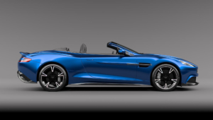 Aston Martin Vanquish S Volante Wallpapers HD