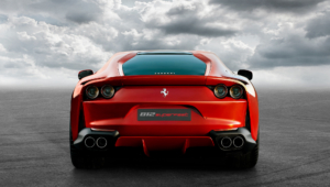 Ferrari 812 Superfast Pictures