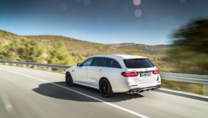 Mercedes AMG E 63 HD Wallpaper